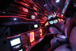 Limousine-Lightshow